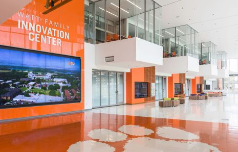 Clemson University Watt Family Innovation Center