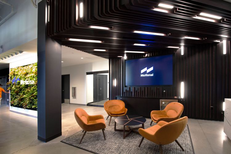 Motional: APTIV New Corporate Offices