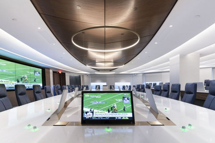 [Confidential Healthcare Provider] Executive Board Room