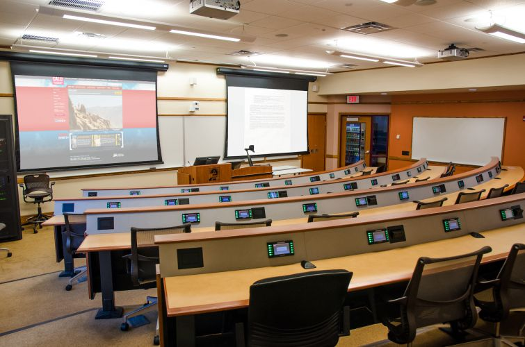 California University of Pennsylvania Master Plan and Classroom Modernization