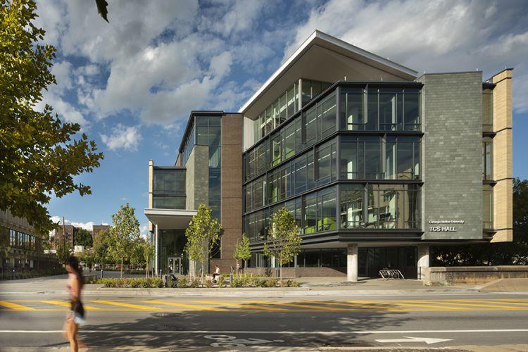 Carnegie Mellon University Tata Consultancy Services Hall